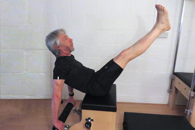 Pilates Classes Cambridge Teaser Pose